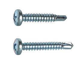 DIN7504 Flat Head Self Drilling Screw With Cross