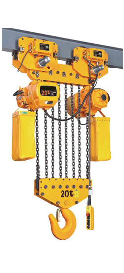 Electric chain hoist 20-25ton