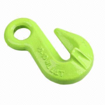 Drop-forged-G100-eye-type-shortening-grab-hook